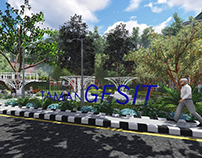 Landscape Project: Taman Gesit, Bandung