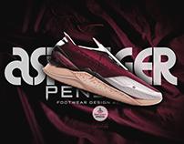 asics x pensole x footlocker sneaker concept