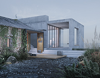 Rural House Renovation in Zhoushan/ Evolution Design