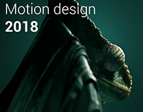 Motion design trends 2018