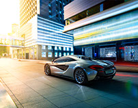 McLaren Automotive Hong Kong