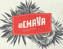 La Chaya, mexican street kitchen
