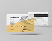 Plastic Card Mock-up 2