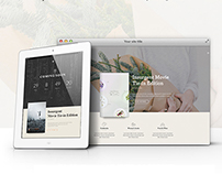 BEBO - Book/Author Landing Page - theme Wordpress
