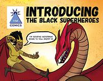 Introducing The Black Superheroes
