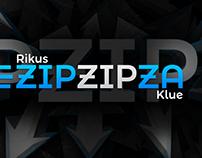 ZIPZIPZA - Full Rebranding (Twitter, Facebook, Twitch)