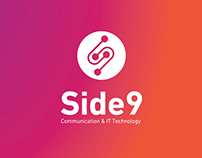 S9 - logo & identity design