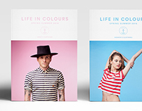 Catalog Ewan —  SS'16 Life in Colours