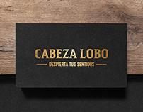 Cabeza Lobo Branding