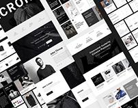 Moloko UI Kit / Free Sample Inside