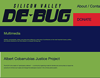 The Silicon Valley De-Bug Redesign