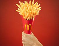 McDonald's – Bonne St-Valentin