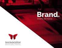 Branding (TECNOCOLOR)