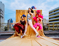 /// MARIE CLAIRE - AS MULHERES DO CARNAVAL
