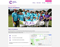 CRUK Relay for Life