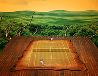 Forest Tennis Court
