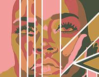 Vinyl Cover Rihanna