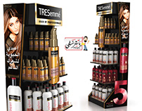 TRESemme Display Stand