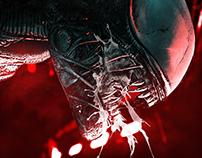 Alien Covenant Fan art
