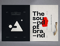 The sound of brand. Vol. 1