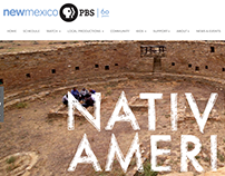 Native America Webpage