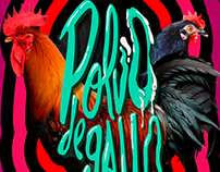 Polvo de Gallo - Los Yoryis Single Cover & Poster Art