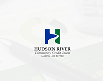 Hudson River Accounting - Logo Design and Branding
