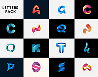 Letters pack