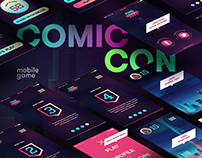 Comic Con Dubai | mobile game