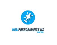 HeliPerformance NZ Logo Development