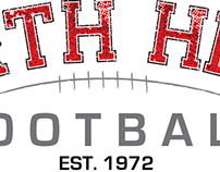 North Hills Youth Football T-shirt Designs