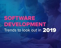 Software Development Trends to look out in 2019