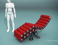 Infinitude Chair - Product Design concept