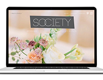 Society Microsite