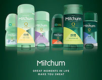 Mitchum // Promotional Radio