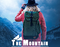 "Movie Poster Design ""The Mountain"""