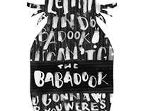 The Babadook Poster Re-Make