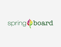 Spring Board – Branding & Website