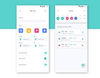 Note App UI Shot 2