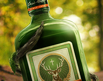 Jägermeister «Deep in the forest»
