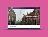 Student Holmes - UI/UX rebrand