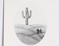 'cactus farm' calendar