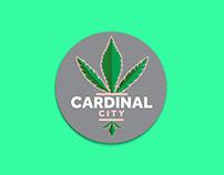 Branding and Logo Design: Cardinal City