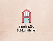 Dokkan Asrar - Logo & Identity