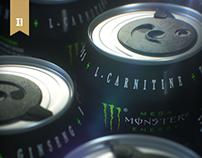 Mega Monster Energy