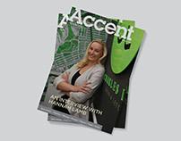 Editorial Design: Accent Magazine Issue 199