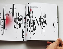 haiku and typography | art book