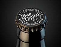 Hop Capital Beer - Logo