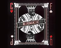 Neuromancerz | Come Quando Fuori Piove (ALBUM ARTWORK)