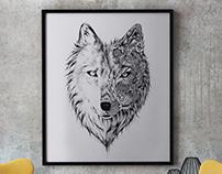 WOLF (Illustration)